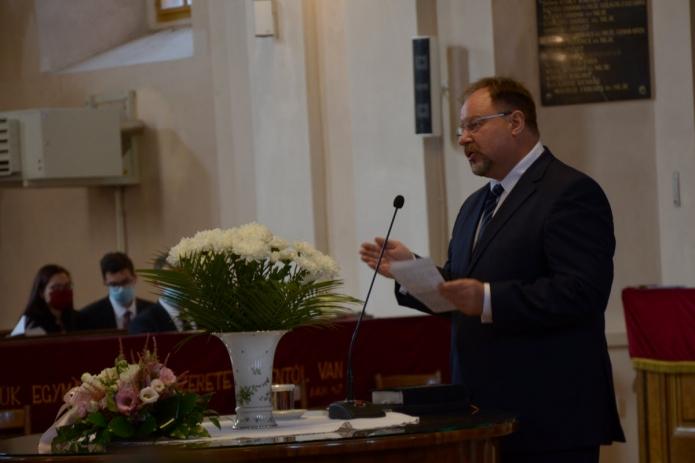 Adorjáni Dezső Zoltán evangélikus püspök