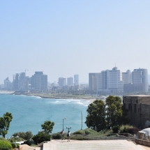 Tel Aviv Joppé felől
