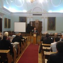 Kató Béla püspök köszöntő beszéde