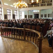 A 2018-as évzáró gyülekezete