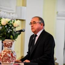 Bálint-Benczédi Ferenc püspök köszöntése